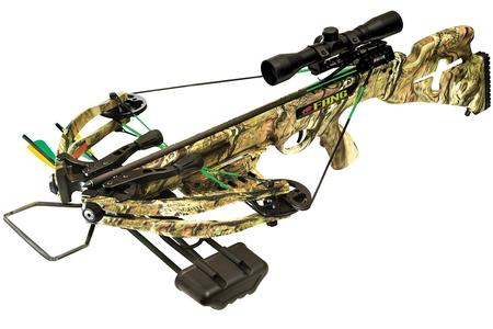 PSE Fang 350 Crossbow Mossy Oak Infinity with 4x32 Scope