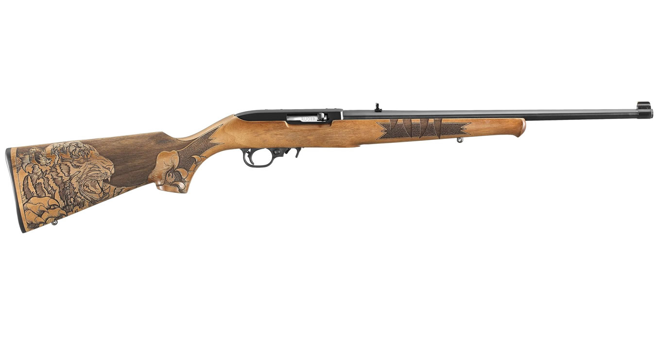 10/22 22 LR TIGER STOCK EXCLUSIVE