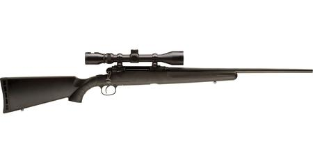 SAVAGE AXIS XP 6.5 CREEDMOOR PACKAGE W/ SCOPE