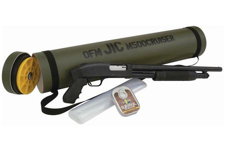 500 TACTICAL JIC 12 GA WITH SURVIVAL KIT