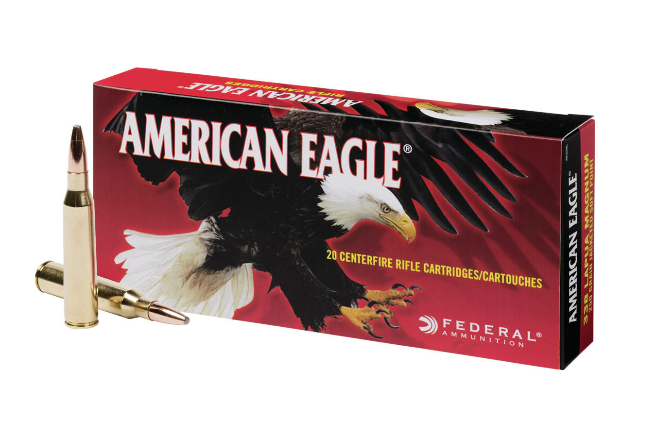 FEDERAL AMMUNITION 338 LAPUA MAG 250 GR SOFT POINT