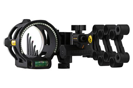 REACT V5 BLACK BOW SIGHT (RIGHT HAND)
