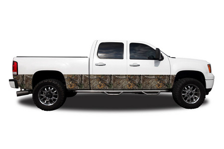 "16"" ROCKER PANEL KIT REALTREE XTRA"
