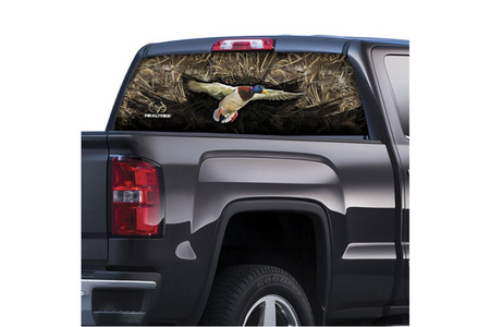DUCK REAR WINDOW GRAPHIC REALTREE MAX-5