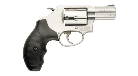 SMITH AND WESSON 60 357 MAG SATIN STAINLESS