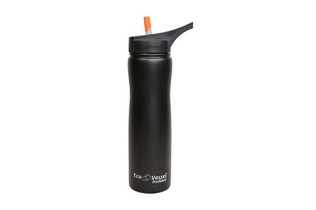 SUMMIT INSULATED STEEL STRAW BOTTLE 24OZ