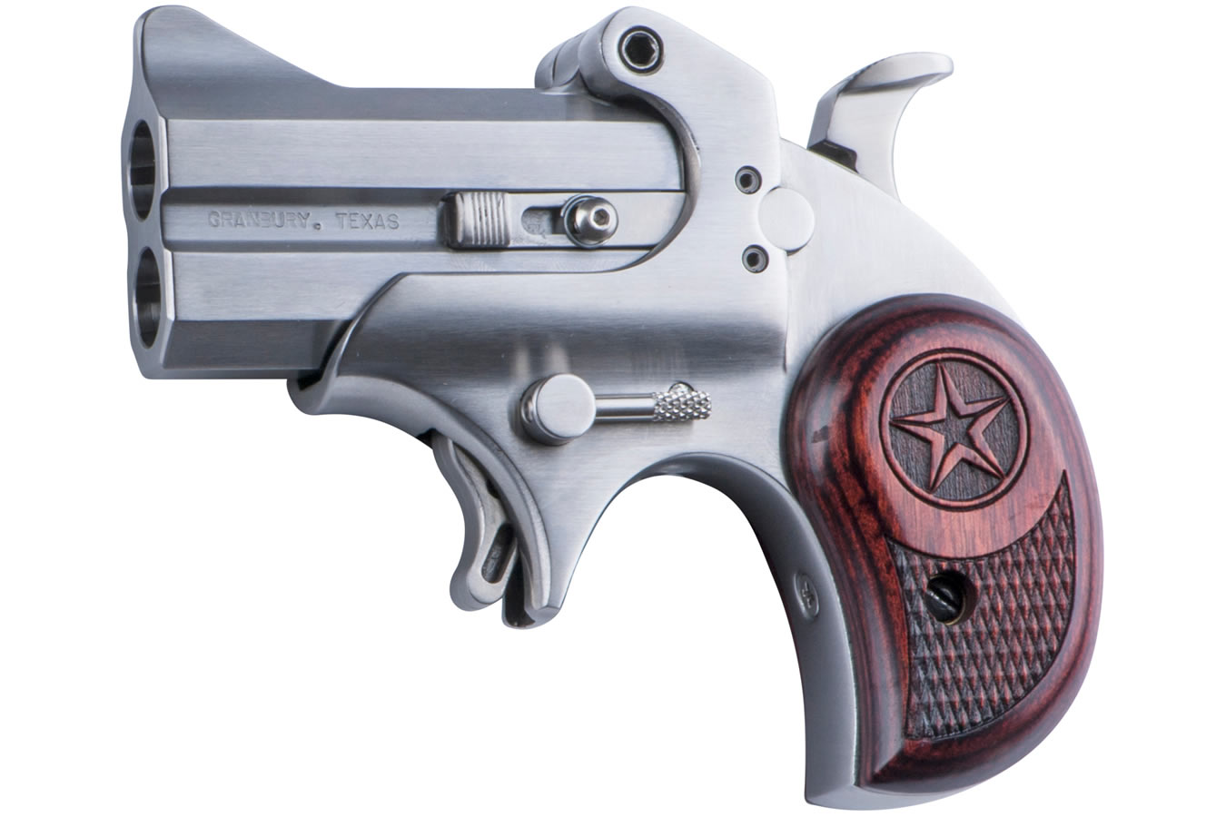 Bond Arms Inc Mini-45 .45 Colt Derringer with Rosewood Grips ...