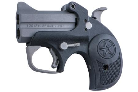 BACKUP 9MM DERRINGER WITH RUBBER GRIPS