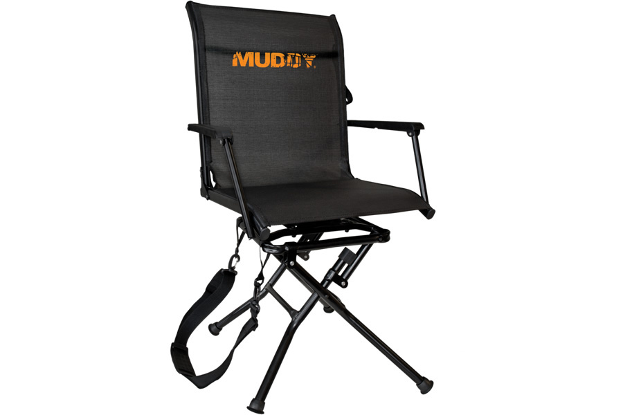 Muddy Outdoors Llc Swivel Ease Ground Seat Vance Outdoors