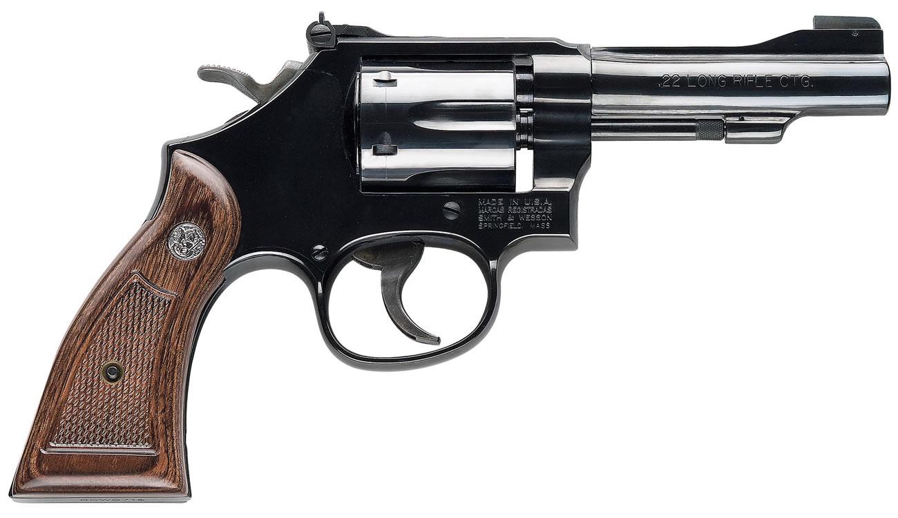 Smith Amp Wesson Model 18 Combat Masterpiece 22lr Classic
