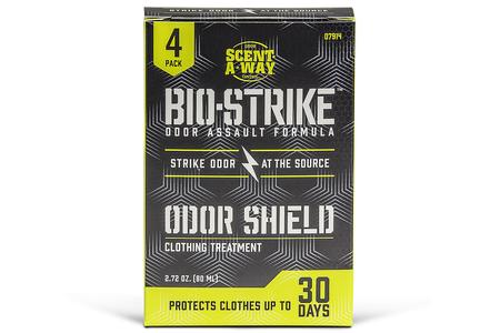 BIO-STRIKE ODOR SHIELD LAUNDRY ADDITIVE