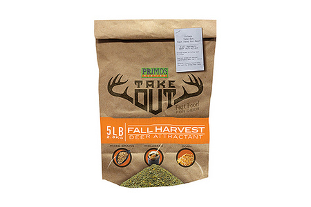 TAKE OUT FALL HARVEST
