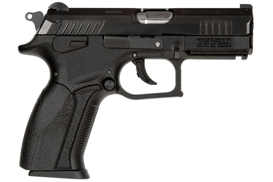 P1 9mm Da Sa Centerfire Pistol