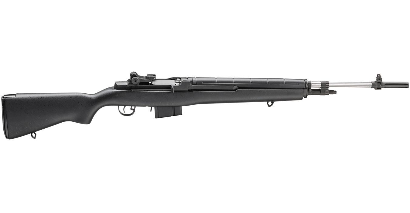 SPRINGFIELD M1A SUPER MATCH 308 WITH MCMILLAN STOCK