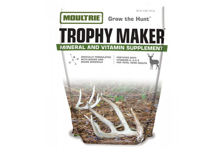 TROPHY MAKER MINERAL  VITAMIN SUPPLEMEN
