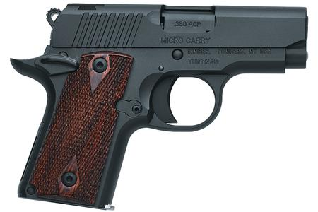KIMBER MICRO RCP 380 ACP WITH ROSEWOOD GRIPS
