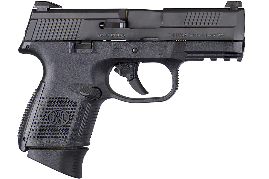 FNS-9 COMPACT 9MM WITH NIGHT SIGHTS