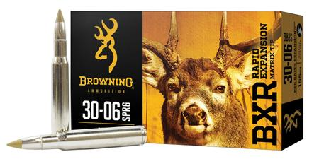 30-06 SPRINGFIELD 155 GR MATRIX TIP BXR
