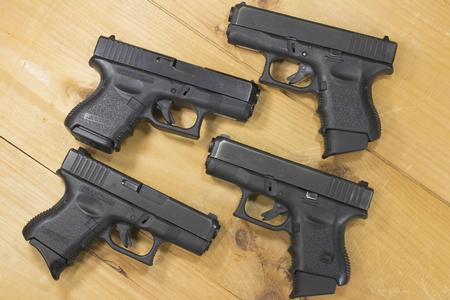GLOCK 27 GEN3 40SW POLICE TRADE-INS (FAIR)