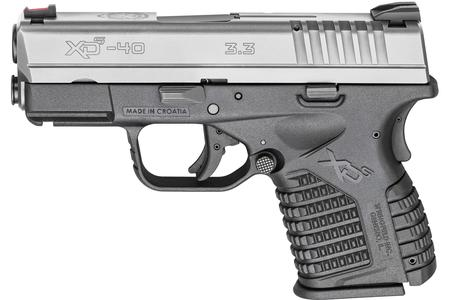 SPRINGFIELD XDS 3.3 SINGLE STACK 40SW BI-TONE