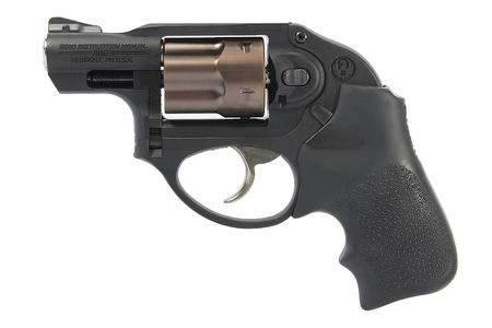 LCR 38 SPECIAL COPPER CYLINDER REVOLVER