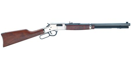 HENRY REPEATING ARMS BIG BOY SILVER 45 COLT LEVER ACTION