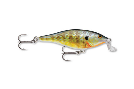 SHALLOW SHAD RAP 3/16OZ