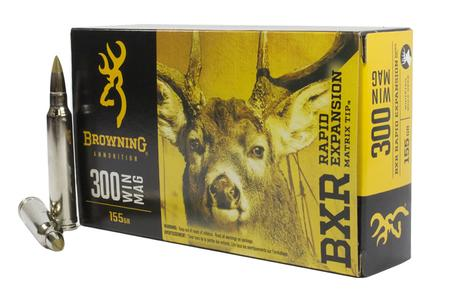 Browning 300 Win Mag 155 gr Matrix Tip BXR Rapid Expansion 20/Box