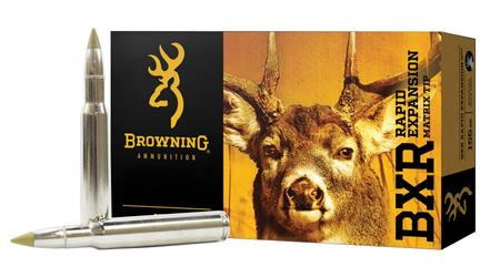Browning 270 Win 134 gr Matrix Tip BXR Rapid Expansion 20/Box