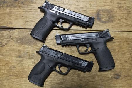 SMITH AND WESSON MP45 45ACP POLICE TRADE-INS (VERY GOOD)