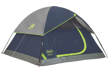 TENT SUNDOME 9X7 4P NAVY/GREY