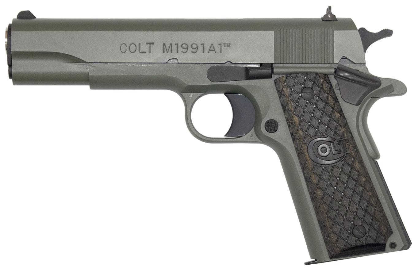Colt M1911-A1 45 ACP ODG Talo Exclusive | Sportsman's ...