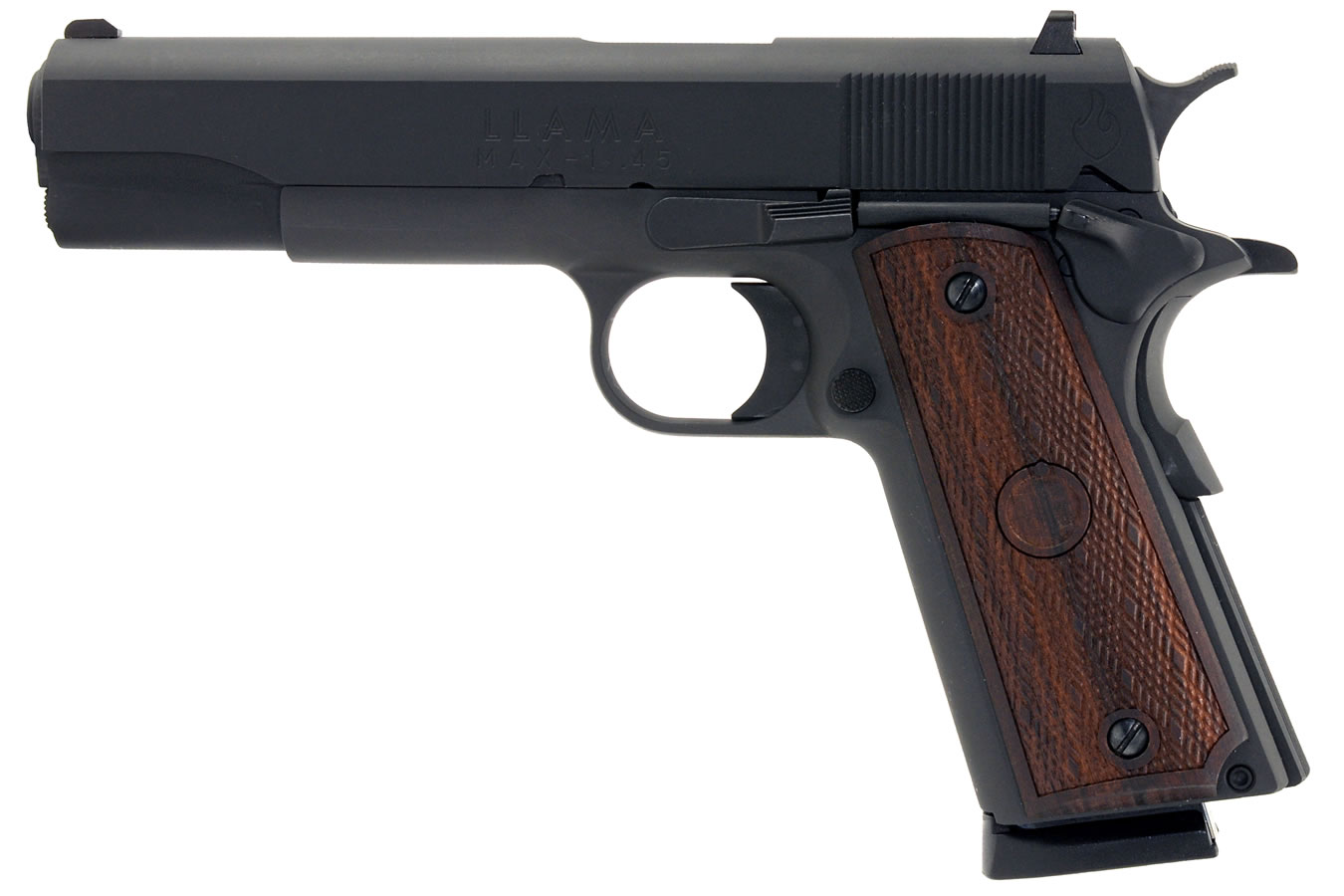 llama max i 1911 45 acp centerfire pistol sportsman s outdoor rh sportsmansoutdoorsuperstore com 1911 Llama 45 Cal Magazine Llama 45 Extra