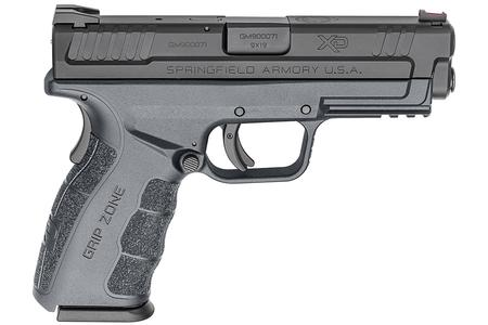SPRINGFIELD XD MOD.2 9MM 4.0 SERVICE TACTICAL GRAY