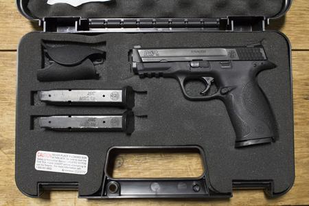SMITH AND WESSON MP40 40SW FULL-SIZE POLICE TRADES (GOOD)