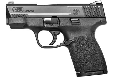 SMITH AND WESSON MP45 SHIELD 45 ACP NO THUMB SAFETY