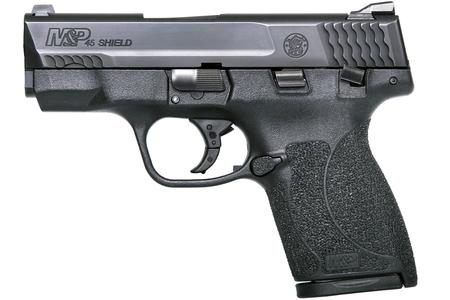 SMITH AND WESSON MP45 SHIELD 45 ACP WITH THUMB SAFETY