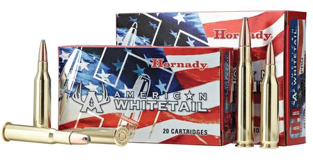 HORNADY 6.5 Creedmoor 129 gr Interlock American Whitetail 20/Box