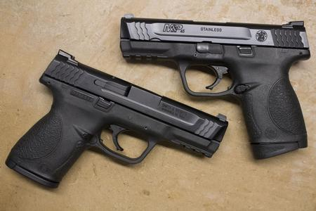 SMITH AND WESSON MP45C 45ACP POLICE TRADE-INS (VERY GOOD)