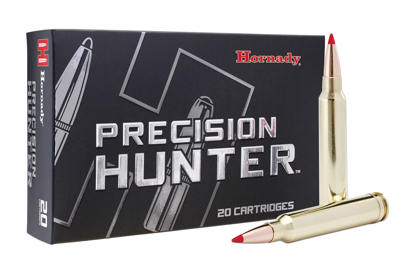 Hornady 300 win mag 200 gr eld x precision hunter 20 box for Ecksofa 300 x 200