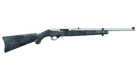 10/22 TAKEDOWN 22LR WITH BLUE KRYPTEK