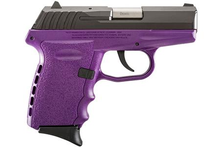 CPX-2 9MM PURPLE FRAME PISTOL