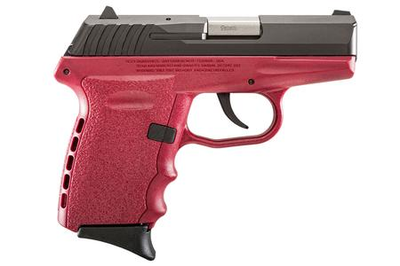 CPX-2 9MM CRIMSON FRAME PISTOL