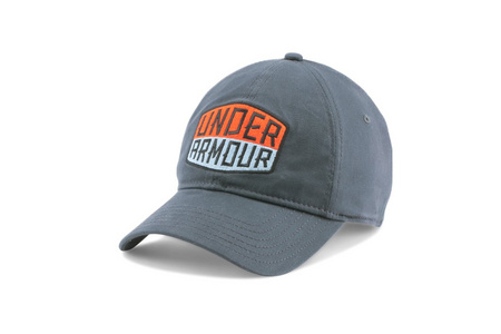 UA PATCH STR CAP