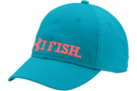 UA WOMENS FISH CAP