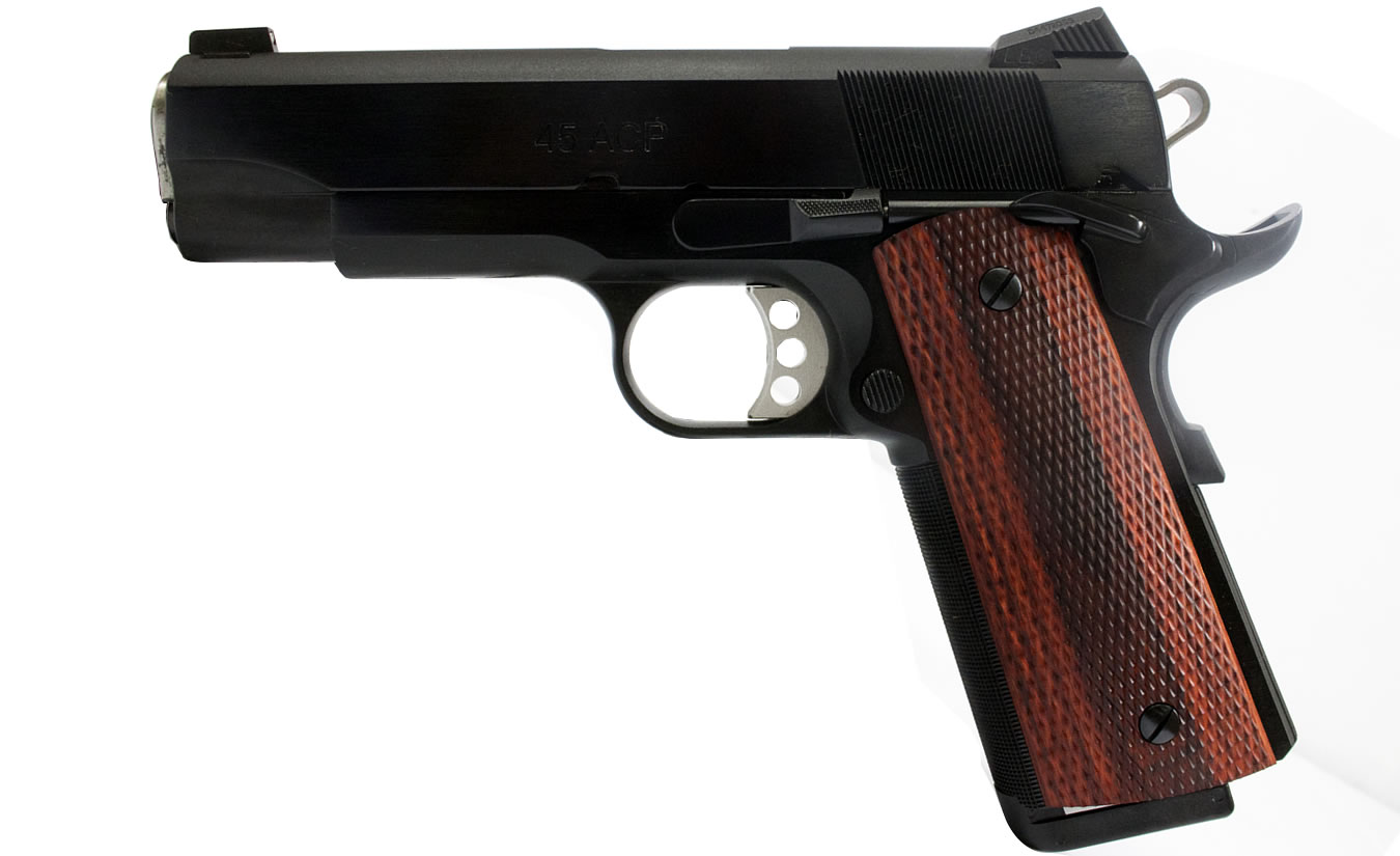 No. 2 Best Selling: LES BAER 1911 CUSTOM CARRY COMMANCHE .45 ACP