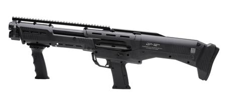 DP-12 12 GA DOUBLE BARREL PUMP SHOTGUN