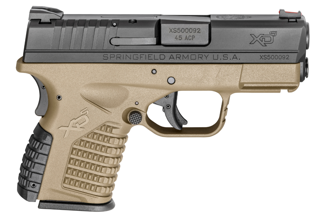 XDS 3.3 45ACP FDE ESSENTIALS PACKAGE