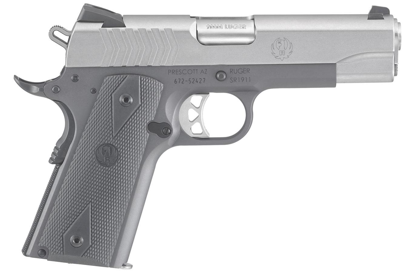 SR1911 9mm Lightweight Commander Style