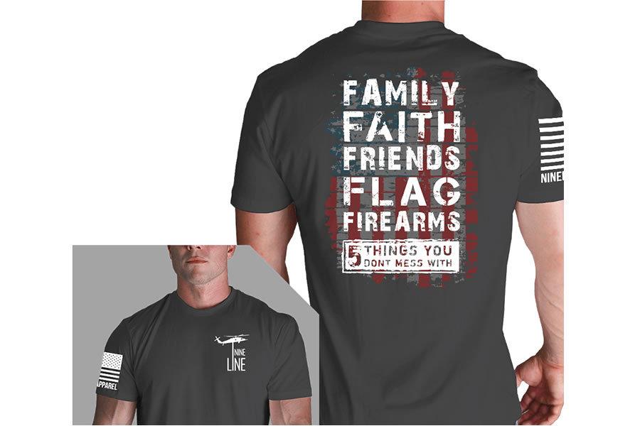 5 Things T-Shirt